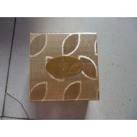 促销短方形纸巾盒 塑料抽纸盒 餐餐巾纸盒 创意抽纸筒 土豪金