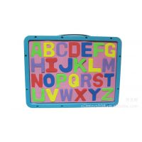 通过EN71认证 EVA留言板 带英文大写字母