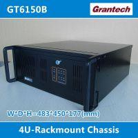 艾讯宏达4U工控机箱黑色GT6150B,电压指示状态显示