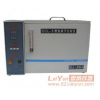 供应新一代CCL-5型水泥氯离子分析仪实时报价