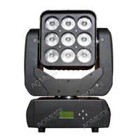9*10W LED摇头矩阵灯