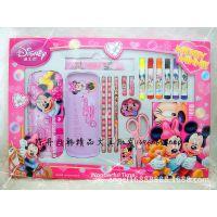 优乐正品迪士尼超值礼盒 6977-1  学生文具套装礼盒 批发销售
