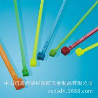 厂家促销质量好价格低货源充足的束线带塑料绳索尼龙扎带5*400