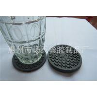 供应圆形防震新款硅胶厨房硅胶餐桌垫,防滑,防热,多色可选