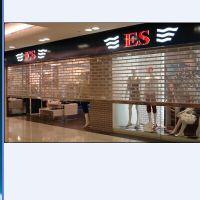 宁波透明水晶门宁波商场水晶卷帘门--宁波水晶门定做