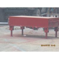 立管机(制造包下水管的水泥板机器)