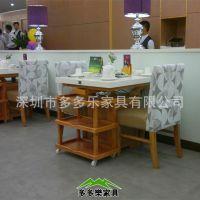 中式餐厅酒店火锅店火锅桌椅|大理石石材小火锅桌 火锅店桌子
