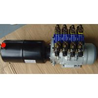 3KW电瓶车动力单元,微卡车液压系统总成,48V动力单元