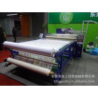 供应服装zs-bc1700热升华滚筒转印机 油温滚筒升华机