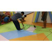 幼儿园 运动场专用PVC地板 3.5 mm厚度 双层UV处理 超强防滑耐磨