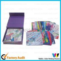 虎门印刷厂 供应精美时尚便签纸盒