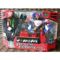 库存玩具  初代变形金刚  变形机器  汽车人擎天柱  送礼赠品