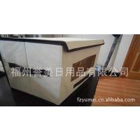 供应 无纺布折叠箱 pvc透明塑料收纳箱 透明收纳箱 大号收纳箱