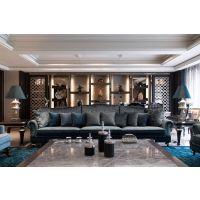 鳄威(上海)装饰设计工程有限公司专业高档别墅装潢设计