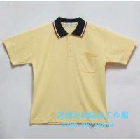 长期供应纯棉短袖T恤广告衫文化衫批发圆领T恤衫班服定制