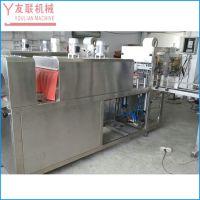 厂家定制BS-500B袖口式膜包机带收缩包装机 大型pe热缩膜收缩机