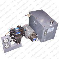 专业开发液压设计制作  数控滚齿机液压系统