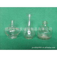 厂家供应玻璃瓶  酒精灯    玻璃南瓜煤油灯