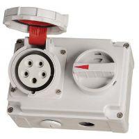 供应IP44标准明装插座-插座专家曼奈柯斯--南方地区代理商