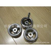 供应意大利标准件ELESA品牌 DIN950-D带旋转手柄的三轮辐手轮厂家