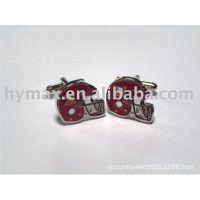 简约绅士服装配饰袖扣 高档金属袖扣 厂家生产设计可印Logo