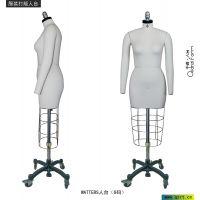 专业量身定制服装打版人台、板房模特,欢迎了解。