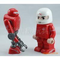 【热】手机饰品玩具 人物造型塑料玩具 迷你塑料玩具