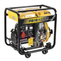 5KW单相电启动柴油发电机YT6800E