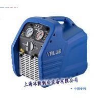 飞越迷你型回收机VRR24L 1/2匹汽车空调冷媒雪种/制冷剂回收机