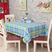 吉丽达 新款防水系列桌布防水防油餐桌pvc厂家直销