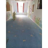 南充PVC地板西充塑胶地板阆中地板胶健身房地板革
