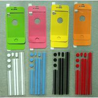 东莞珍珠皮贴膜秒变颜色贴膜彩色手机贴膜苹果iphone专用