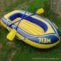 充气船 双人船 钓鱼船充气船 PVC充气皮划艇 漂流船 皮划艇充气船