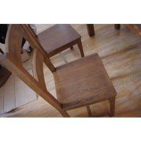 纯实木椅子 白橡木餐椅  餐凳  诺亚 亦家 一件代发 家具批发直销