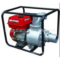 4寸汽油水泵 4寸汽油机抽水泵离心泵自吸泵 4寸汽油机水泵