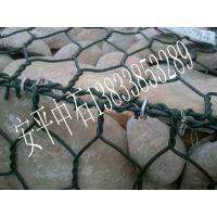 中石ZS-BGW河道护坡防洪宾格石笼网垫 镀高尔凡覆塑宾格网箱提防加固