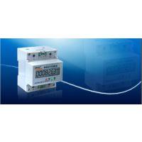 配电箱用导轨安装电能表 安科瑞 ADL系列 卡轨安装 方便 不占地方