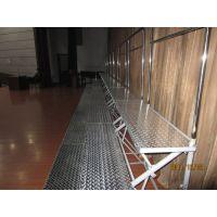 供应销售 生产合唱台 折叠铝合金合唱台 标砖折叠合唱台