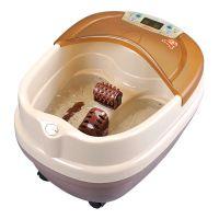 加盟应泰按摩足浴盆 电动理疗自动排水 磁疗红外臭氧无线遥控