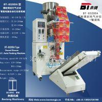 供应滨州NNN-027全自动包装机器鱼饲料高粱米青大豆粳糯米包装机