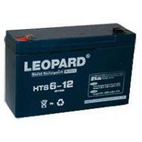 美洲豹蓄电池 LEOPARD蓄电池 美洲豹HTS6-12电池 美洲豹6V12AH电池代理销售