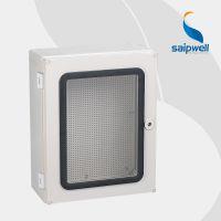 供应500*400*195防水配电箱 ABS配电箱 塑料配电箱 防水箱配电柜