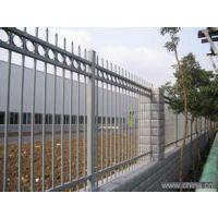 河北超峰厂家供应园艺围栏小区围栏 锌钢护量隔离围栏