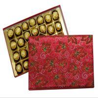 高档 精美 巧克力包装盒 高端礼品包装盒 厂家定制批发