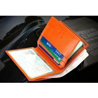 真皮驾驶证钱包 驾驶本套行驶证件卡包驾照夹男士短款迷你小钱包