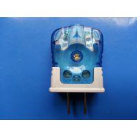 厂家供应 QH-610 固定式汽车型阻燃大功率抗摔两极电源插头