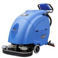 双刷盘洗地机厂家直销 多功能洗地机供应商 工厂地面清洗机MC-510S