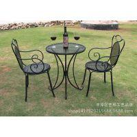 交期快款式丰富家具户外成年餐桌金属酒店餐厅学校青铜色椅子椅子