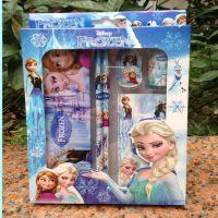 新款迪士尼文具礼品盒套装6in1幼儿园礼品 学生奖品 批发