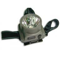 厂家直销 轻巧型锂电池充电式头灯 LED灯 户外照明矿灯